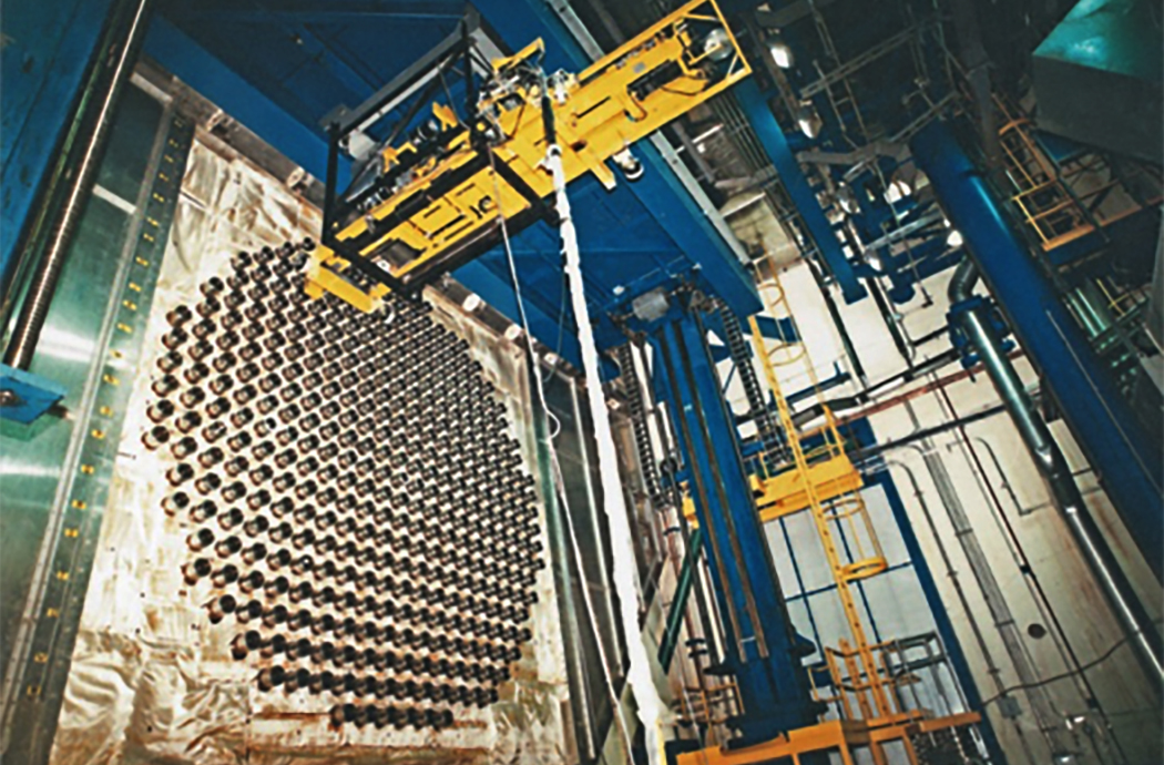 2 Reactor core inventory